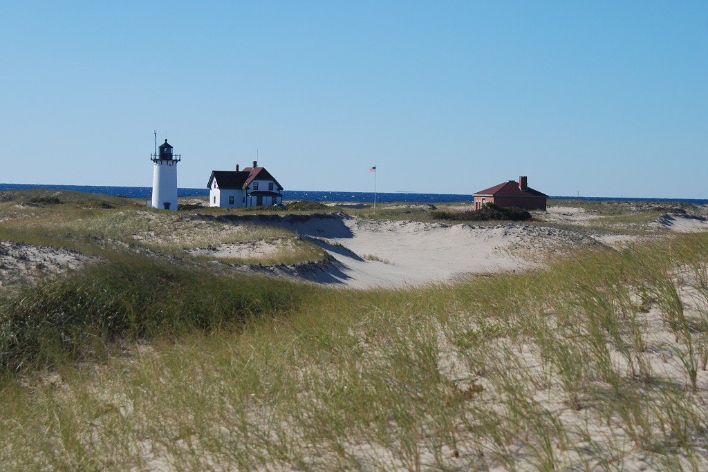 Race Point Light Cape Cod National Seashore Massachusetts
