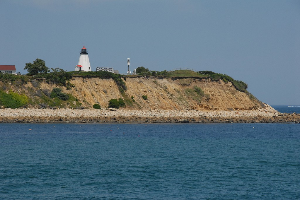 Plymouth Light South Shore Lighthouses Massachusetts Bay