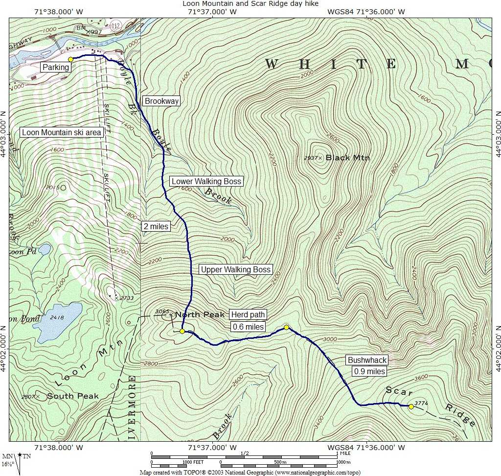 Loon mountain trail map 100 images ski trail maps for loon loon mountain trail map loon mountain and scar ridge day hike publicscrutiny Choice Image