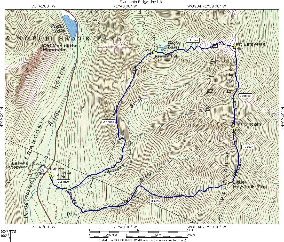 Franconia Ridge day hike on presidential range hiking map, tuolumne meadows hiking map, mount tom hiking map, new england hiking map, acadia national park hiking map, bath new hampshire map, mount greylock hiking map, crawford notch hiking map, baxter state park hiking map, cathedral ledge hiking map, franconia nh, zion canyon hiking map, mount wachusett hiking trail map, mount whiteface hiking map, pinkham notch hiking map, franconia trail map, lonesome lake trail map, mt. washington hiking map, cannon mountain hiking map, many glacier hiking map,